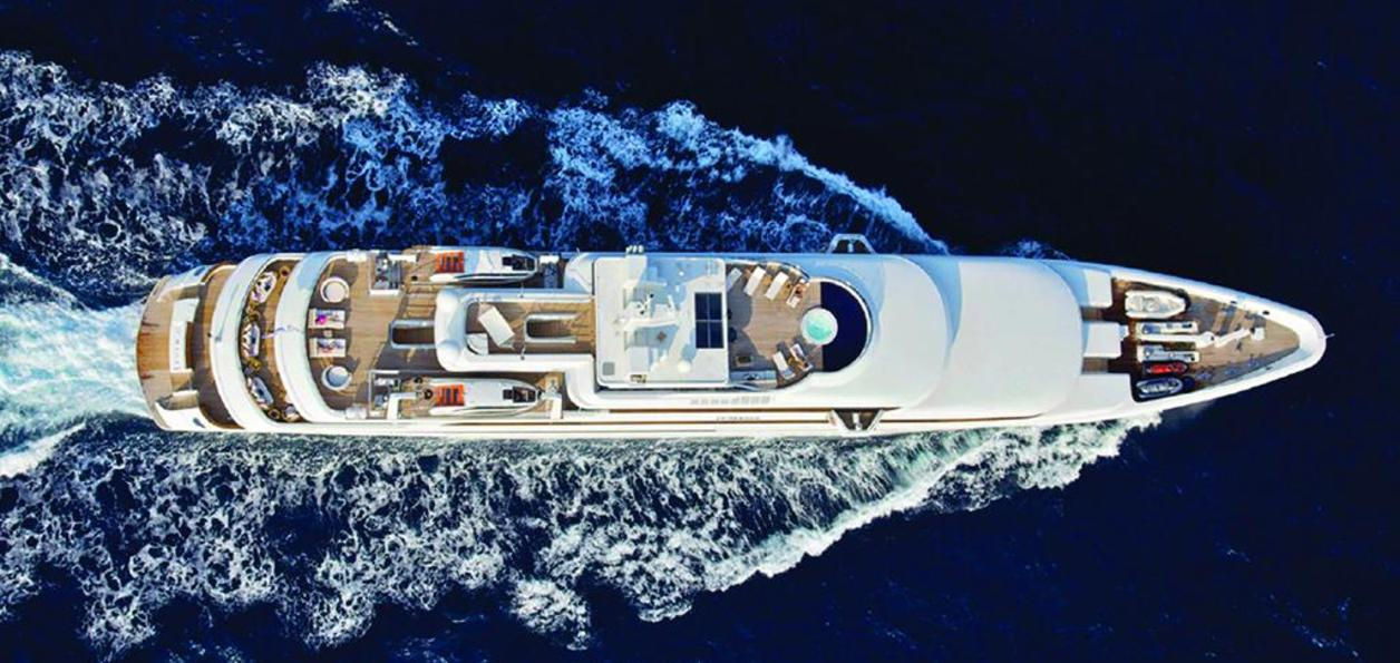 Golden Yachts 82.5 Omega