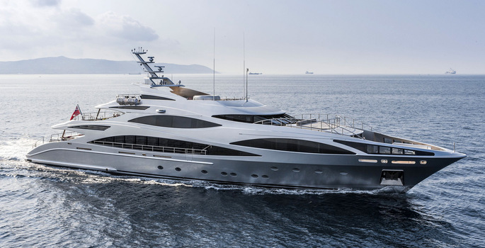 Benetti Now B-192 LOA 58.6m