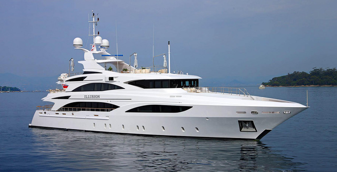 Benetti ILLUSION 2010 LOA 46m