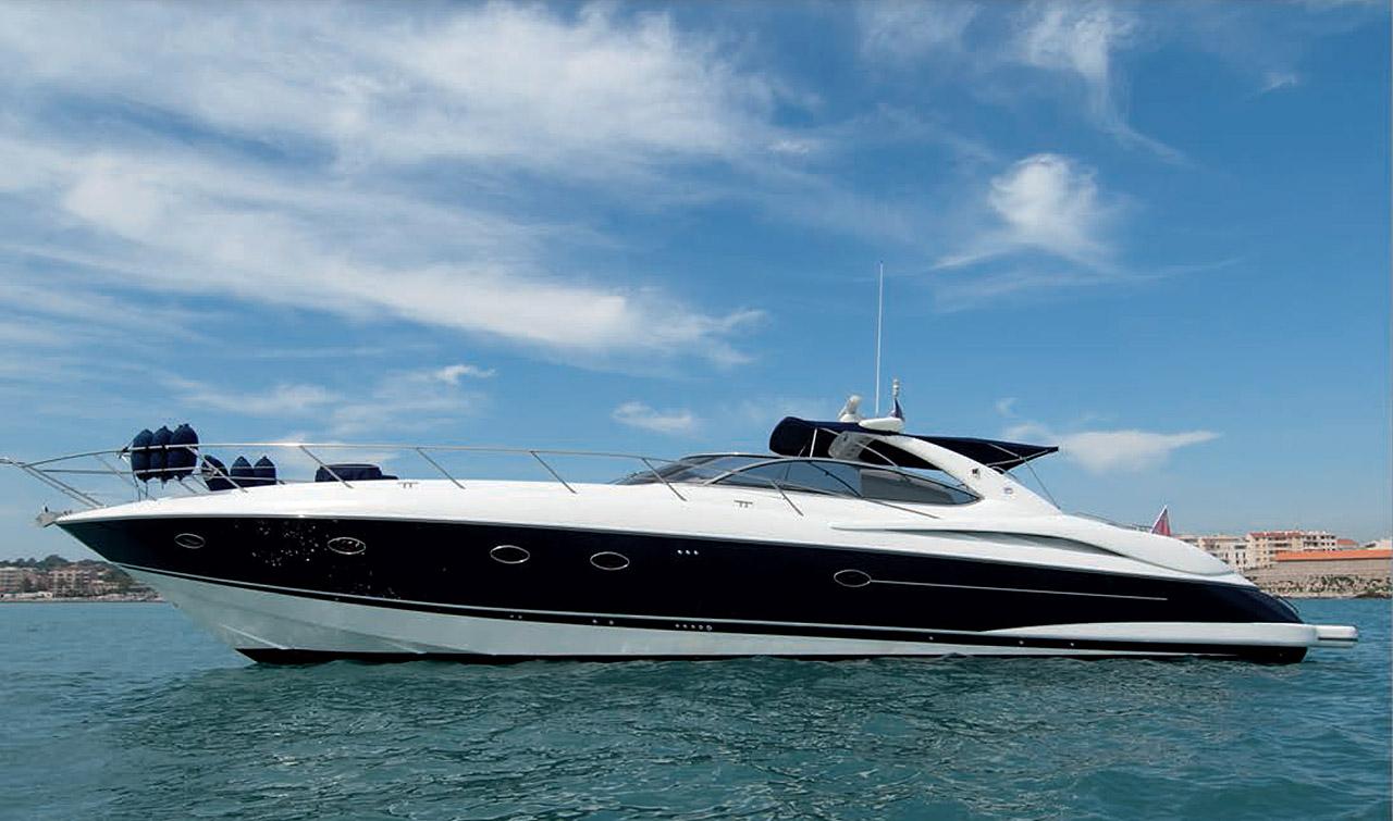 Yacht For Sale Sunseeker Predator 63 Motor Yachts Azimut Yachts