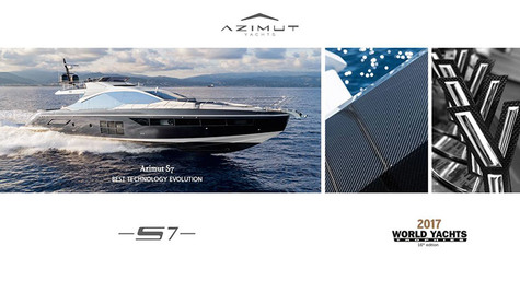 Azimut Yachts absolute success in 2017!