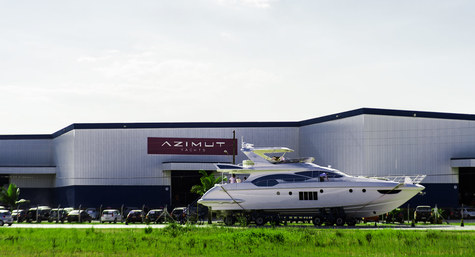 Azimut Yachts: Returning to Full Production