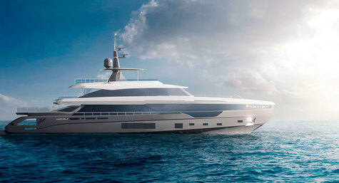 New flagship by Azimut: coming in 2020!